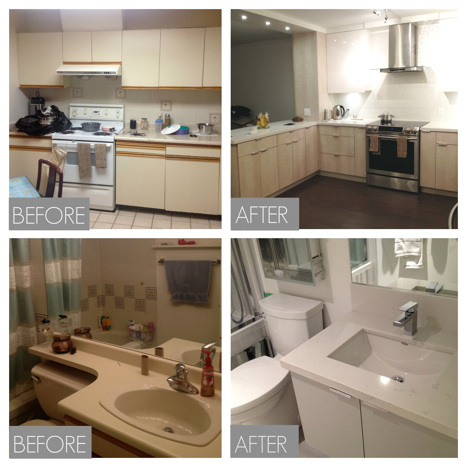 Kitchen Staging Before And After: Not Finding The Perfect House? Why Not Buy The Worst House
