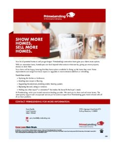 thumbnail of Renovation General Flyer Business